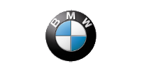 View of the BMW brand logo to represent SRO's clients