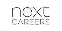 View of the Next Careers brand logo to represent SRO's clients