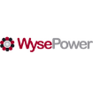 view of the WysePower logo
