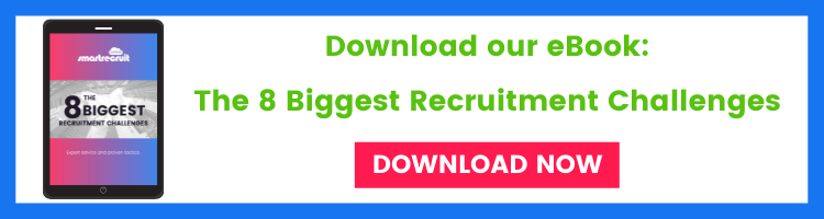 Banner to download eBook The 8 Biggest Recruitment Challenges