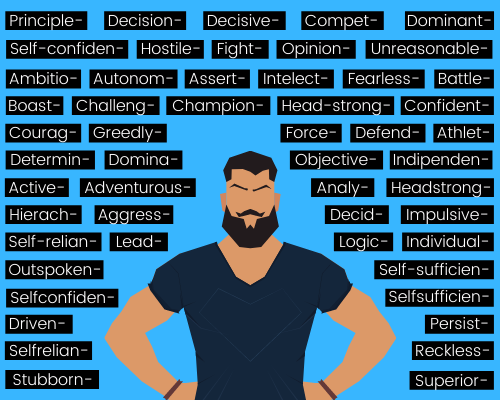 List of male coded words to avoid for gender bias in job ads