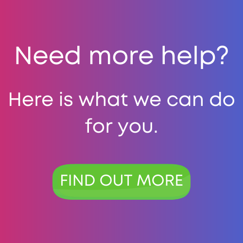 Need more help? Here is what we can do for you