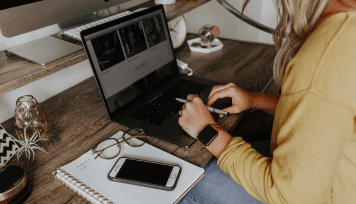 how to focus while working from home