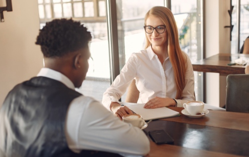 Interviewing for creating a positive candidate experience