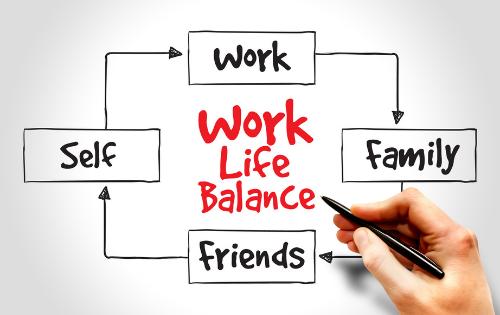 how to get a work life balance